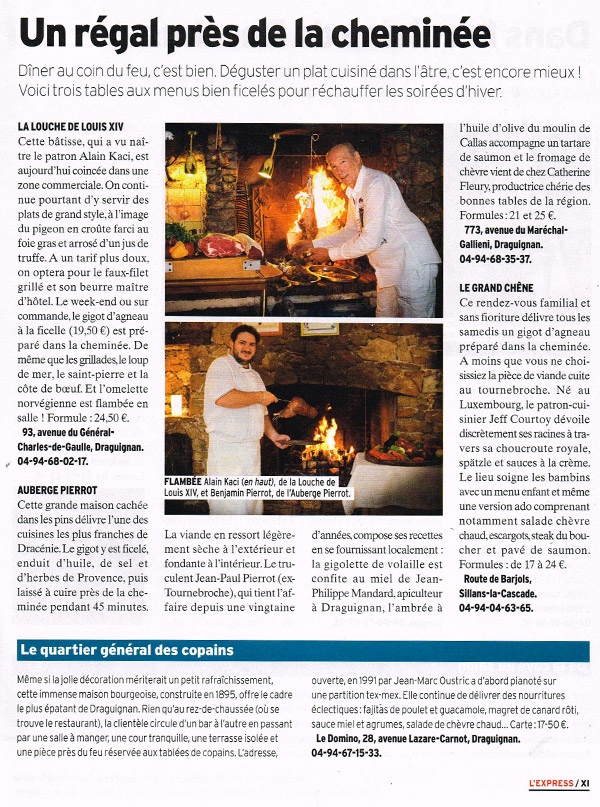 express-article-restaurant-draguignan-presse