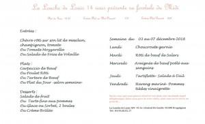 menu s49